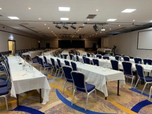 DG Seminar 2019 Conference Room