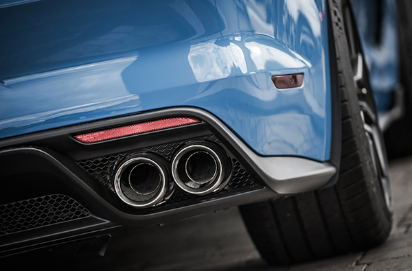 New Car Fuel Consumption & Emission Figures