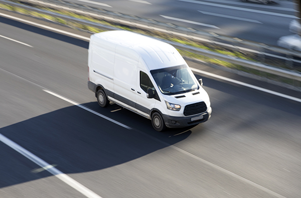 Import a Van or other Light Goods Vehicle