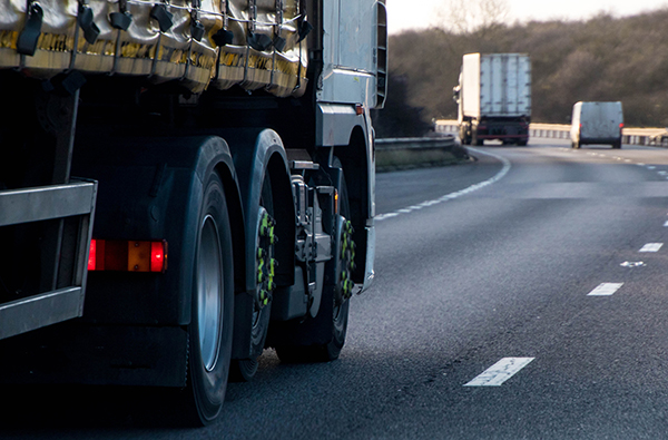Importing a Heavy Goods Vehicle (HGV)